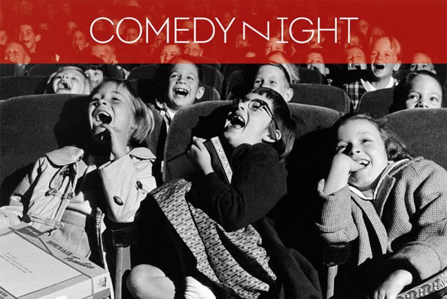 Comedy & Confetti